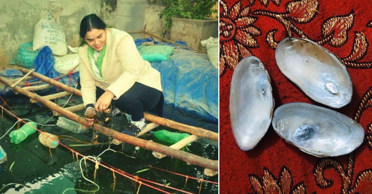 Agra Woman Grows Pearls In a Bathtub, Earns Over Rs 80,000. Here's How She Did It