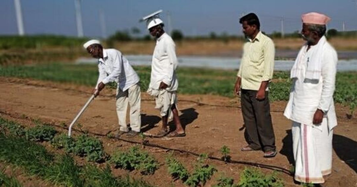 Meet The Rural Innovator Behind India's First 'Blind Farming' Technology