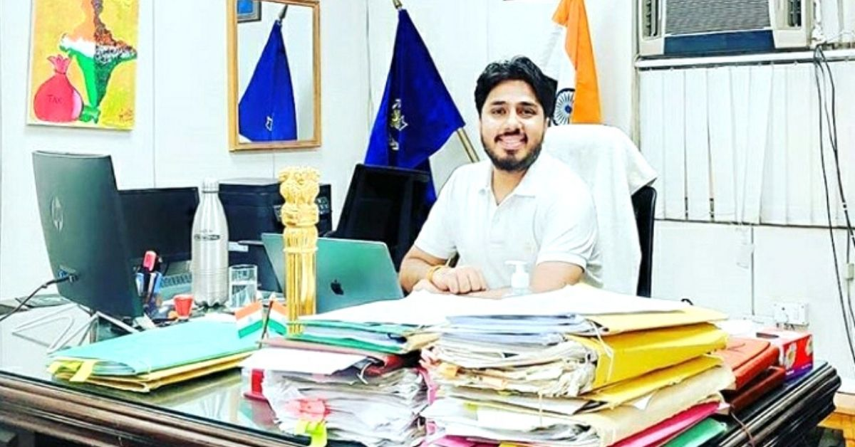 No Coaching or Notes, Just 9 Months to Prepare: How This IRS Officer Cracked UPSC