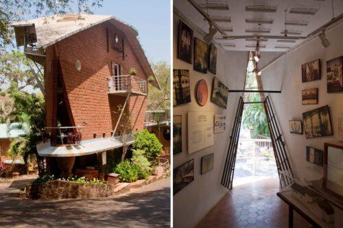 Arquiteto transforma resíduos em beleza em seus edifícios de tirar o fôlego 4