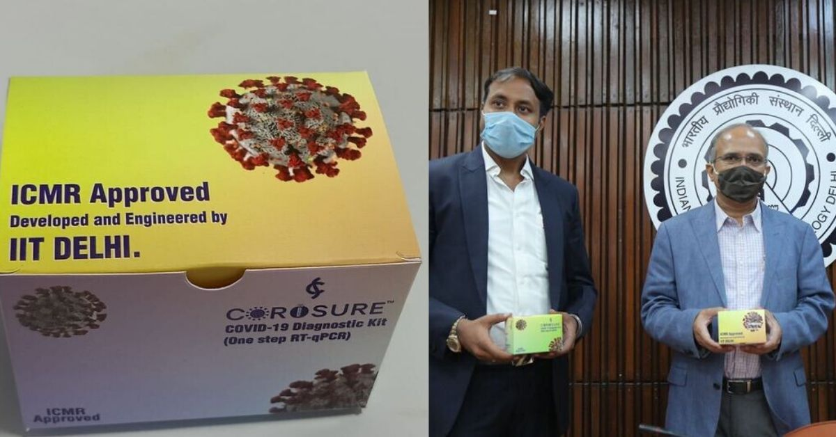 World's Cheapest COVID-19 Testing Kit Launched by IIT-D: 10 Things to Know