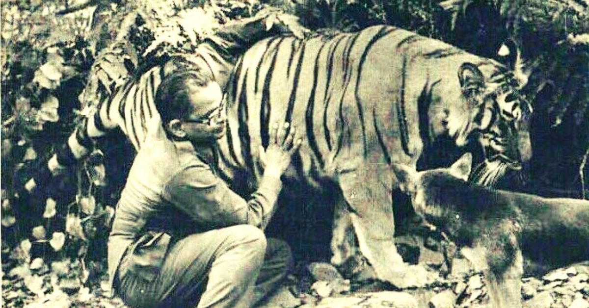 The Legendary IFS Officer Who Adopted a Tigress As His Own Daughter