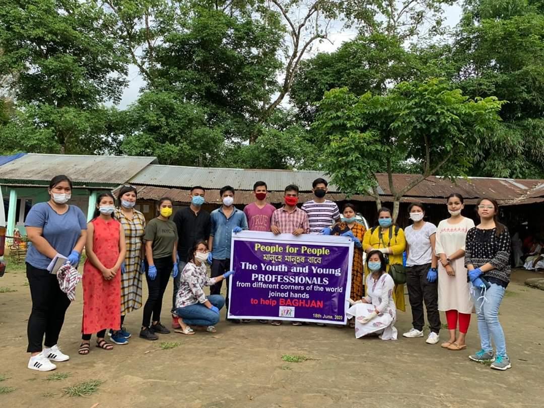 Os fãs do BTS que levantaram Rs 5,9 Lakh em um dia para alívio de enchentes em Assam 7