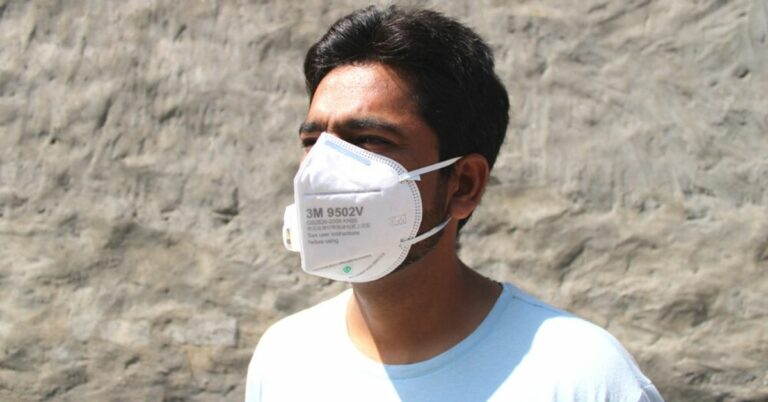 Using a Valved N-95 Mask? Doctors Share Why You Should Stop Immediately
