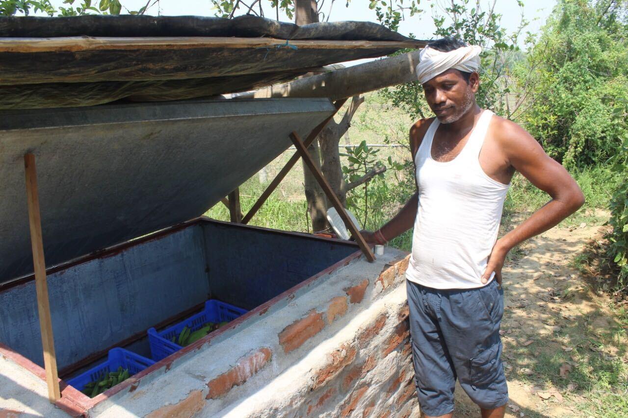 A inovação do IIT Grad ajuda os agricultores em confinamento a ganhar 30% mais! 3