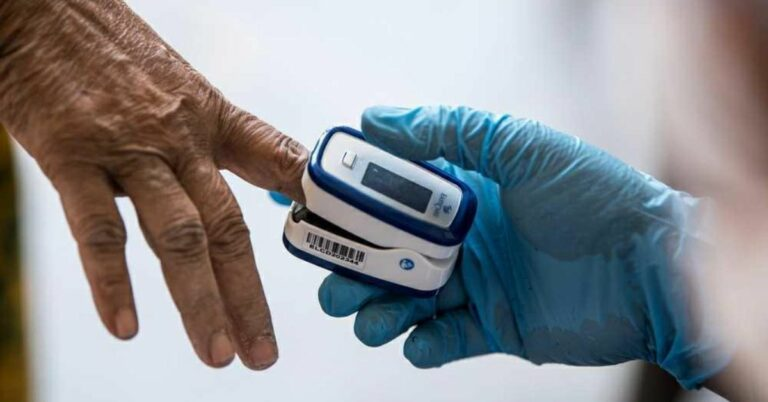 Don't Panic! Why It's Important to Read Your Oximeter Right