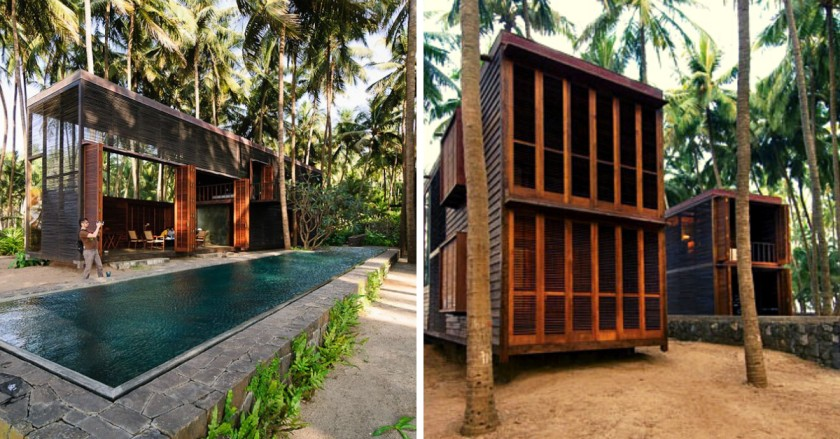 Made of Local Palmyra Wood, This Mumbai House Was Built by Hand & Needs No ACs!