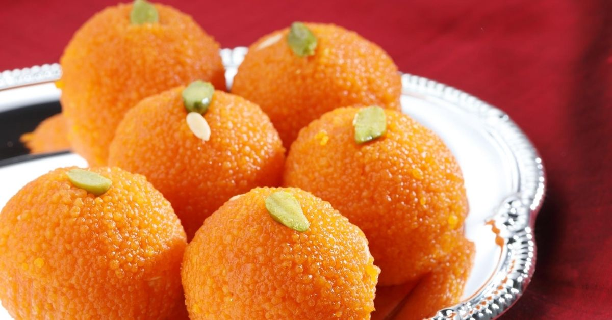 Once Used As Medicines, Here's The Fascinating History of India's Humble 'Ladoos'