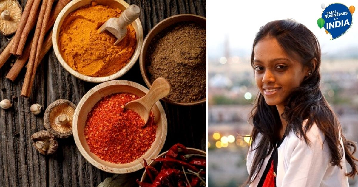 Started in a Garage, Woman's 100% Natural Spice Business Gets Thousands of Orders
