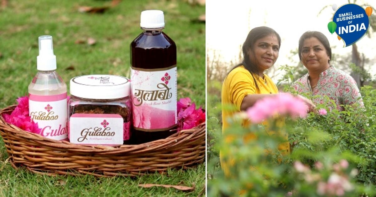 Homemakers Turn Organic Roses From Their Farm into Natural Products, Earn in Lakhs
