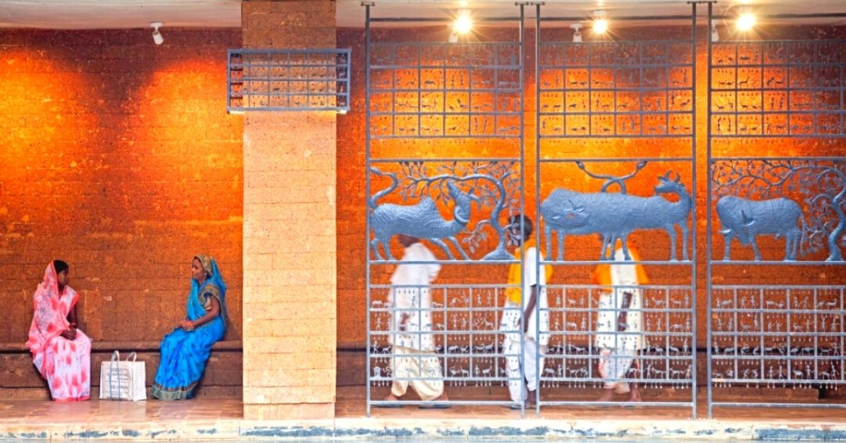 Delhi Firm Uses Ancient Practices To Make Modern Buildings Cool & Eco-Friendly