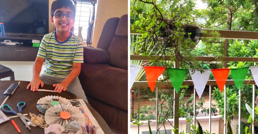5 Ways To Celebrate An Eco-Friendly Independence Day At Home