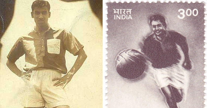 A Legend Without Shoes, This 'Chinese Wall' Was Once India's Favourite Footballer
