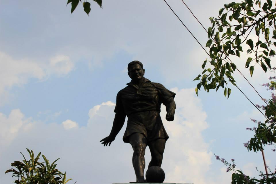 Uma lenda sem sapatos, este homem já foi o jogador de futebol favorito da Índia 4