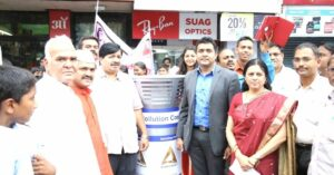 Pune Startup's Partnership Model Fits Air Filters in Public Spaces For Free