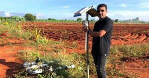 Tamil Nadu Man Quits Corporate Job, Helps 3000 Farmers Double Their Yield With AI