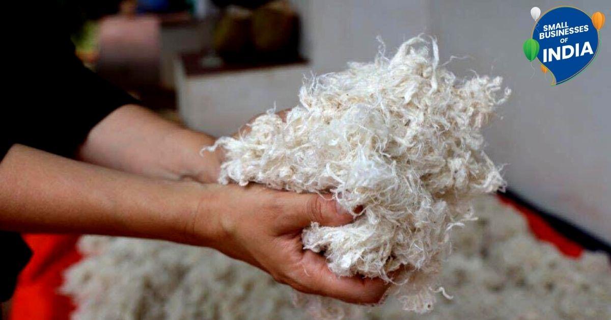 Tamil Nadu Man Invents Cashmere-like, Vegan Wool From Wild Dry-land Shrubs