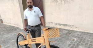 Punjab Carpenter's Stunning Wooden Cycle Goes Viral, Gets Orders From Abroad