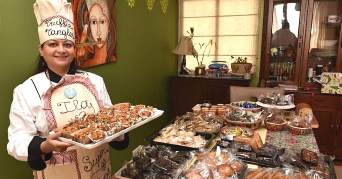 Starting with Rs 5000, Gurugram Lady Earns in Lakhs Per Month With her Home Bakery