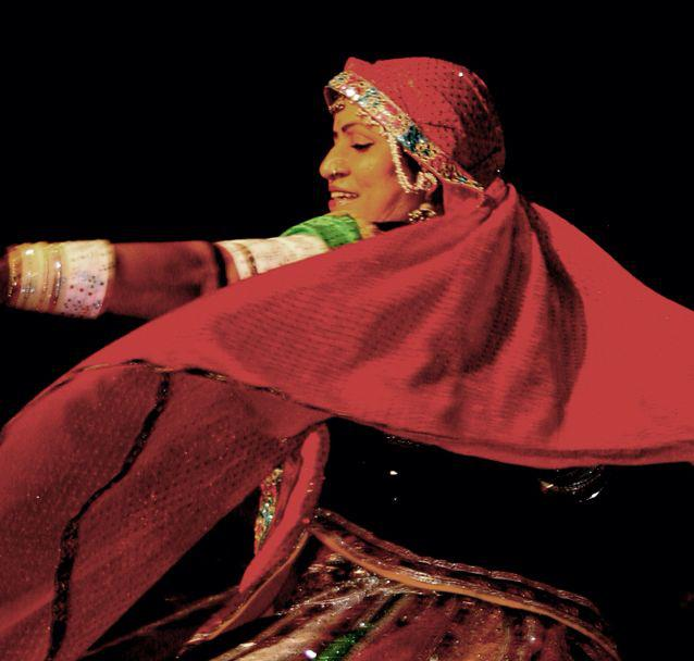 Buried Alive As A Baby, How Gulabo Danced Her Way To A Padma Shri