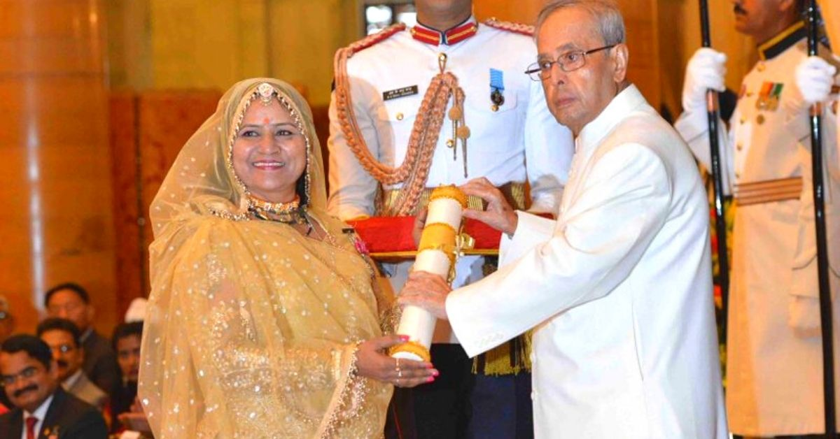 Buried Alive As A Baby, How A Sapera's Daughter Danced Her Way To A Padma Shri