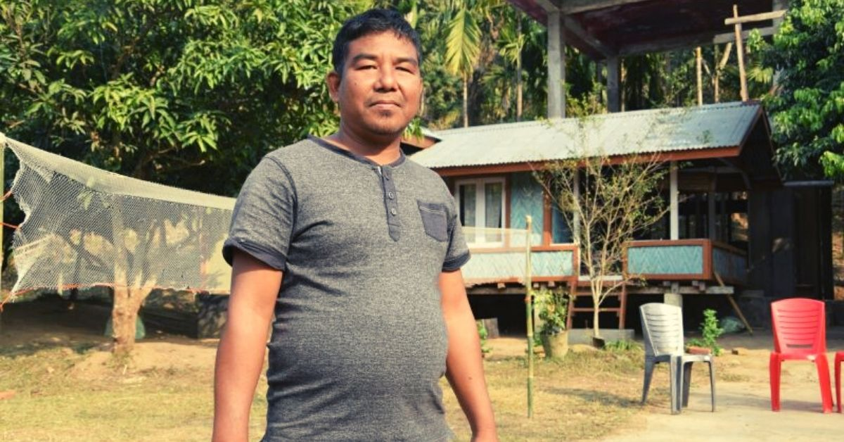 Meghalaya Man Earns Lakhs With Aloe Vera, Builds Roads & Toilets For his Village