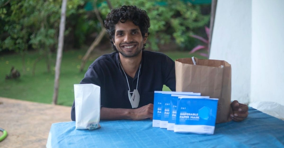 Goa Startup's Biodegradable Packaging Stores Liquid Food For 2 Days, Without Leaks