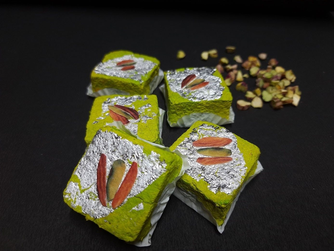seed crackers and seed sweets