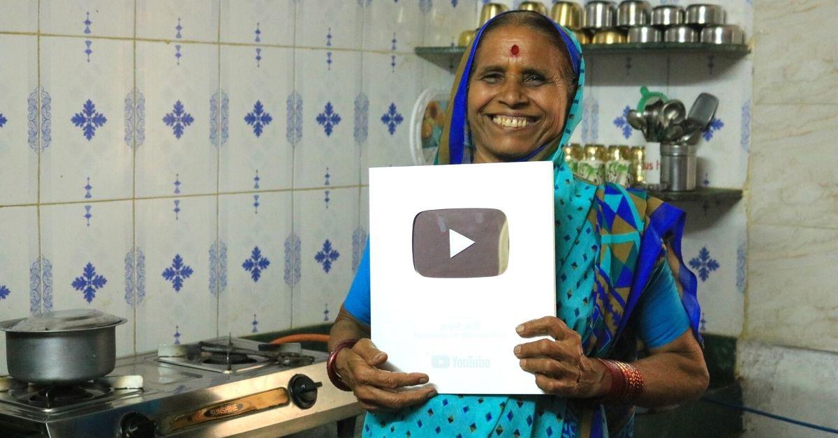 Maharashtra Grandma's Recipes Wows YouTube