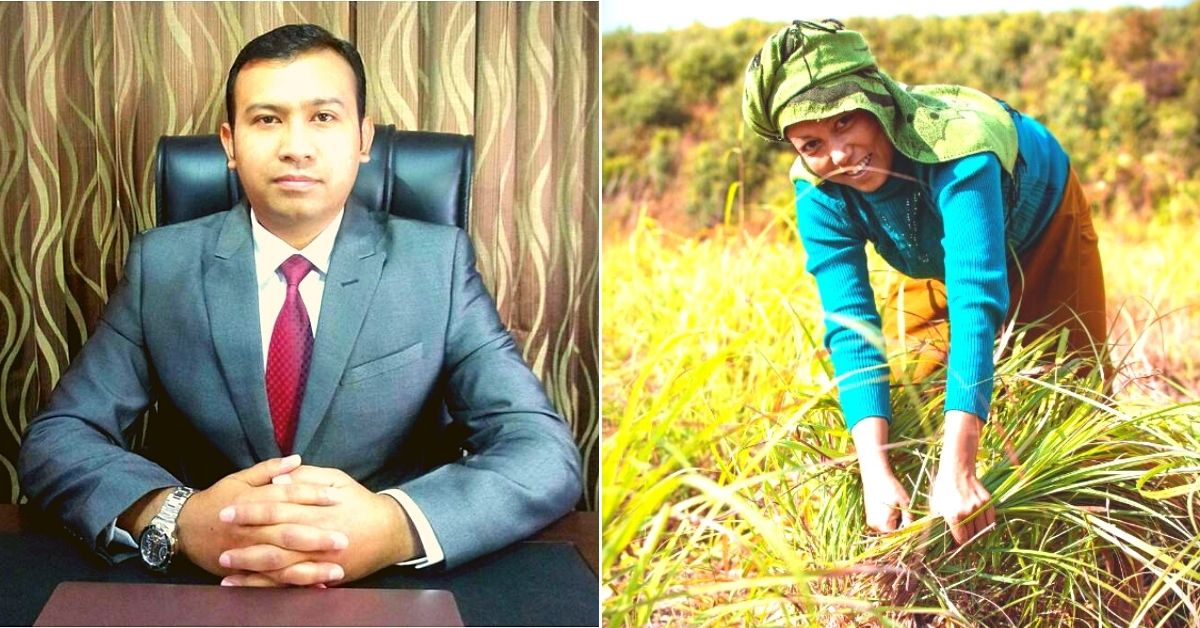 Earning Rs 8 Crore, Manipur Man's Unique Tea Frees Farmers From Drugs, Uplifts 2000
