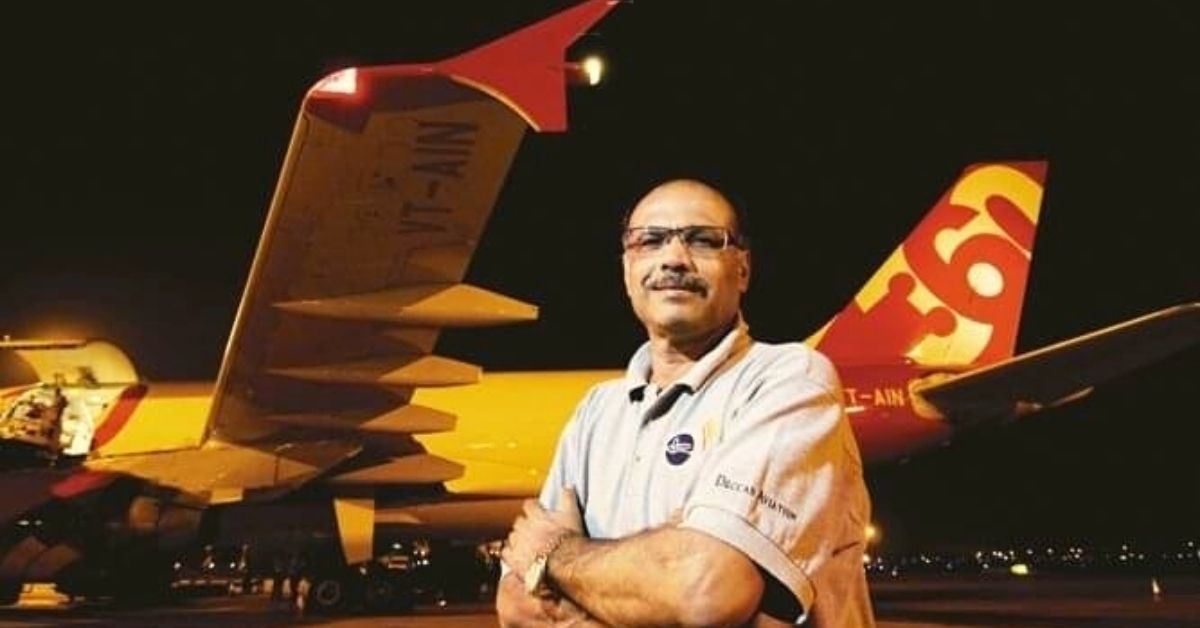From Riding a Bullock Cart To Owning an Airline: The True Story of Capt. Gopinath