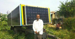 Maharashtra Man Helps Turn Tribal Village to Solar Power