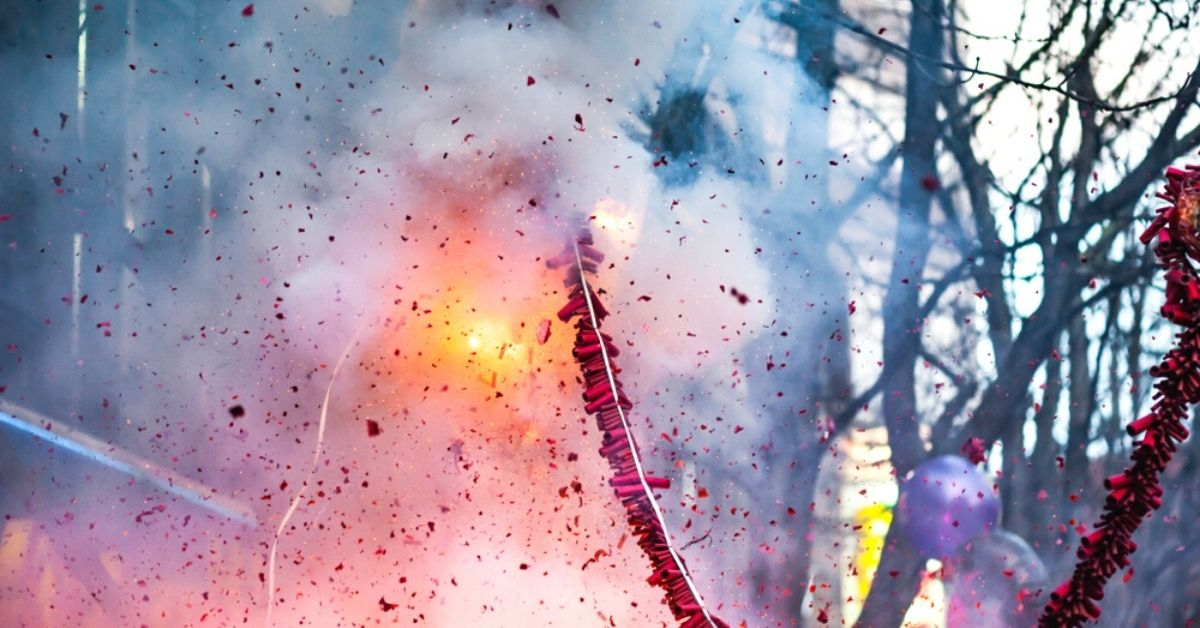 What is a 'Green' Firecracker? And Why Your Crackers Now Come with QR Codes