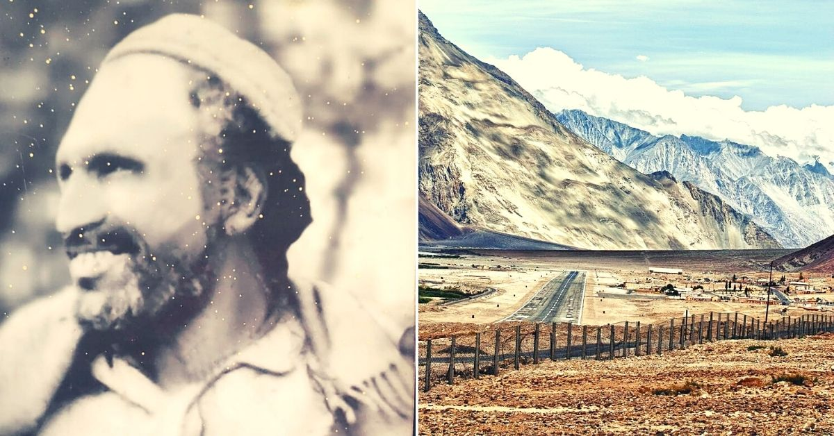 Exclusive: This 'Untrained' Ladakhi Mason Helped The Indian Air Force Defend Siachen, Nubra