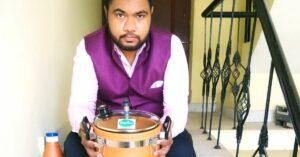 Noida Startup's Clay Cooker