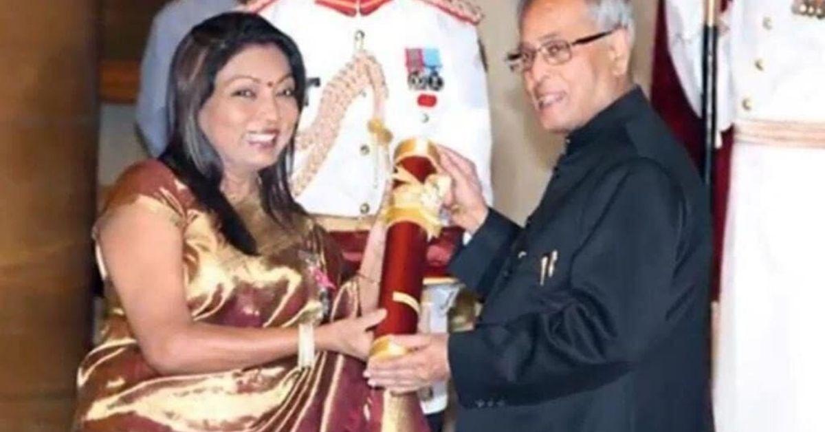 Kalpana Saroj: The Dalit Child Bride Who Runs a Rs 750 Crore Company Today