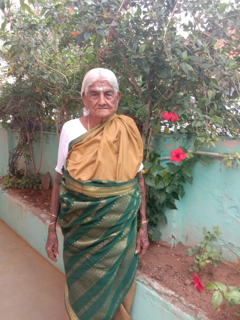 105-YO Grandma Runs Her Own Organic Farm