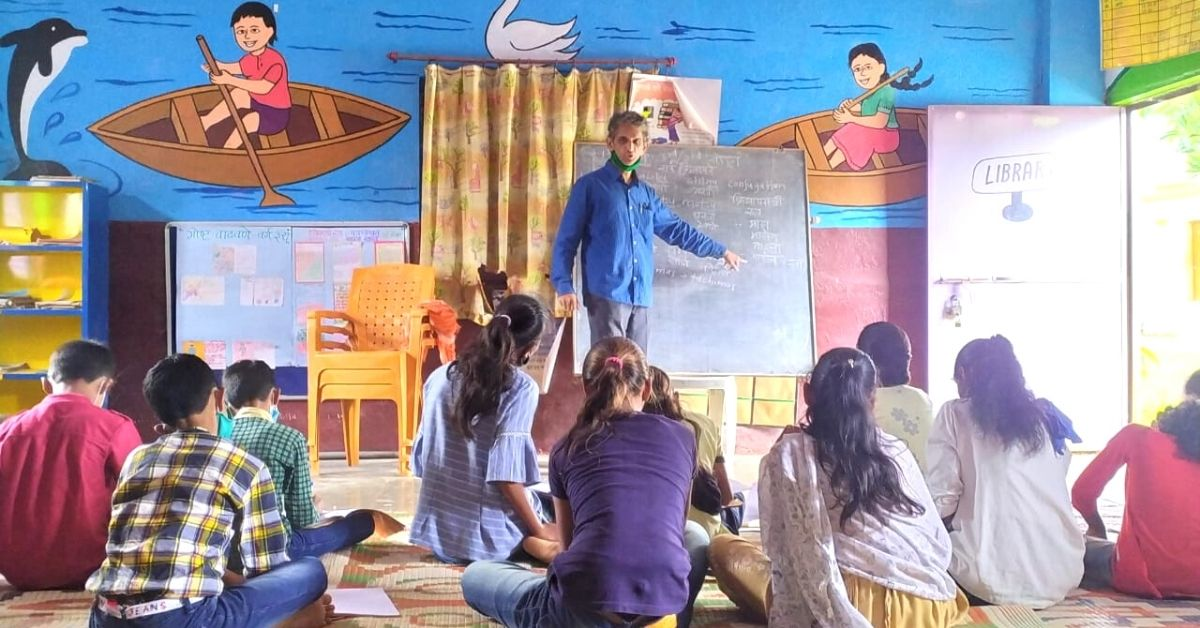 Why One Man is Teaching Japanese to 100 Kids in Rural Maharashtra, Even on Weekends