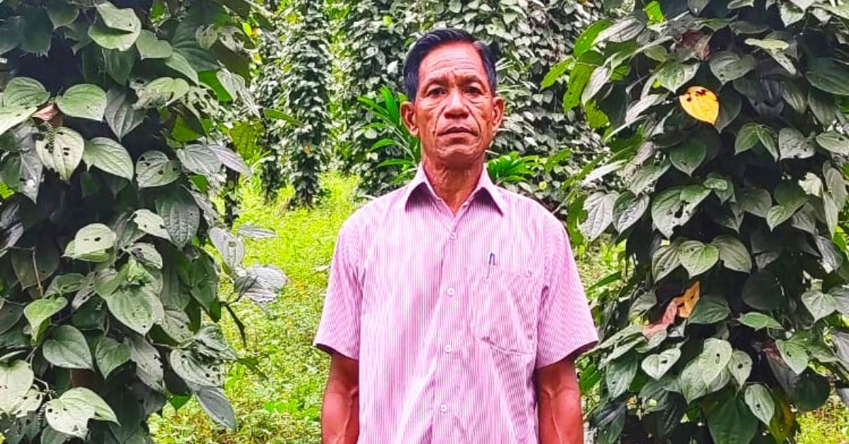 In Remote Meghalaya, This Farmer Has Been Growing The 'Best' Pepper For 30 Years!