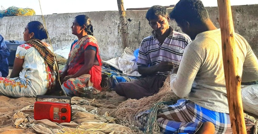 How India's First & Only Radio Channel For Fishermen Is Changing Lives Every Day