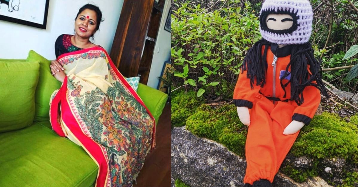 Kodaikanal Women Turn Icons Like Kalpana Chawla, Savitribai Phule Into Rag Dolls