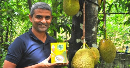 Kerala Man's Jackfruit Flour Helps Control Diabetes, Bags National Award
