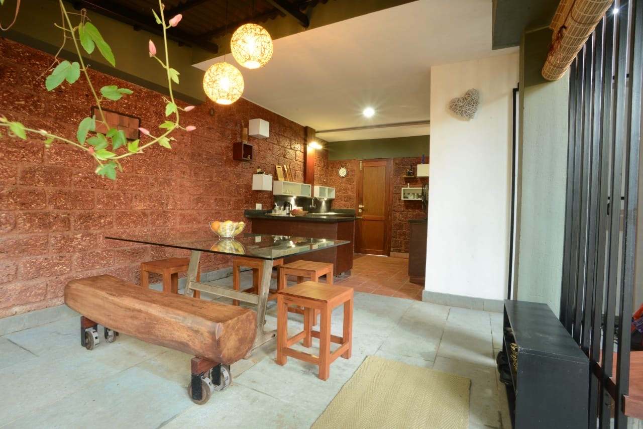 concrete-free eco-friendly home