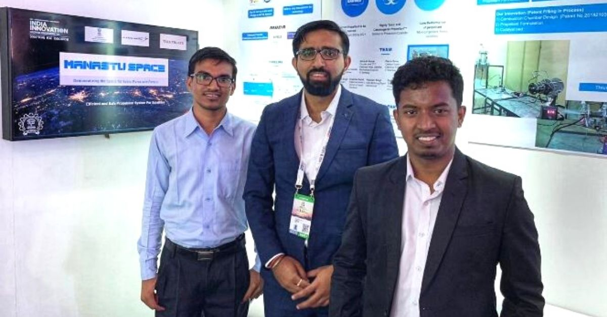 IIT Alumni Develop Satellite Fuel That is 40 Times Less Toxic, Lowers Costs by 60%