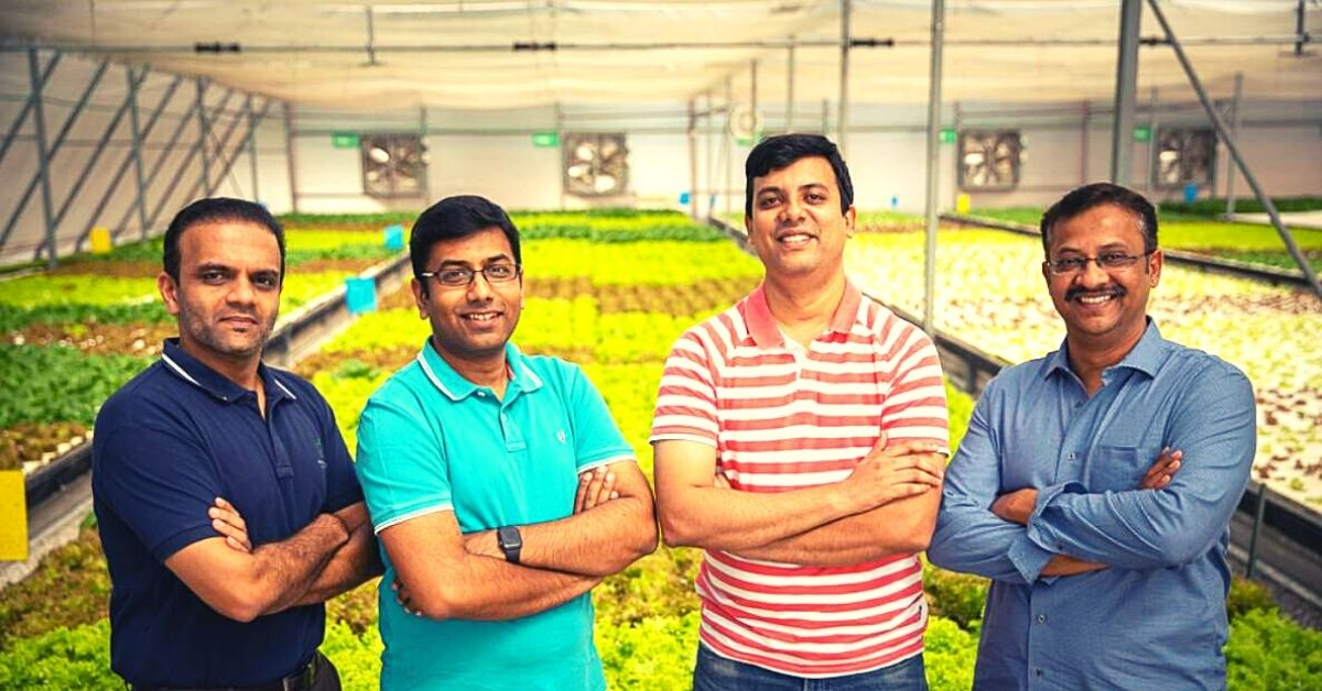 Bengaluru Agri-Startup Delivers Fresh Veggies, Helps 60 Farmers Quadruple Their Yield