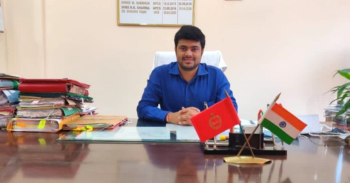 We Helped Arunachal IAS Sponsor Education for 3 Kids. He Now Plans to Help More