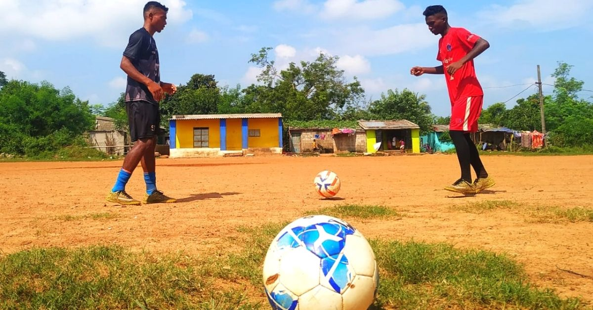 Brothers from Odisha's Largest Slum Join Punjab FC, Creating the 'Dhoni-Syndrome'