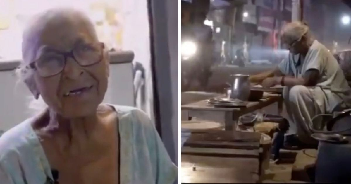 70-Yo 'Bebe' Sells Food on Street to Earn a Living, Diljit Dosanjh Appeals For Support