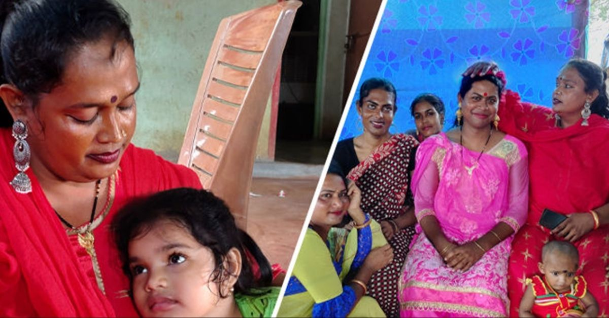 A Mother to 8 Abandoned Children, This Transgender Woman Is an Unsung Hero
