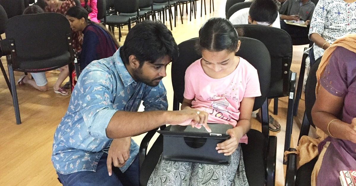 Chennai Startup Teaches Coding to The Specially-Abled, Helps Them Qualify For Jobs
